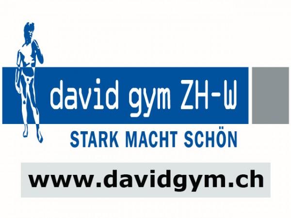 David Gym bearbeitet für Monitore